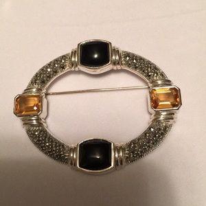 Judith Jacks Vintage Brooch/Pin